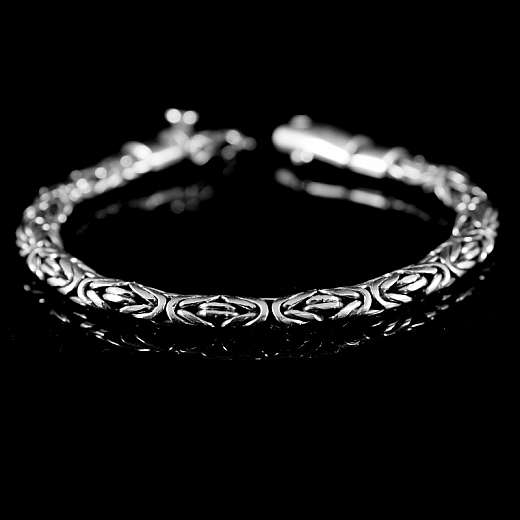 Königsketten Armband schmal