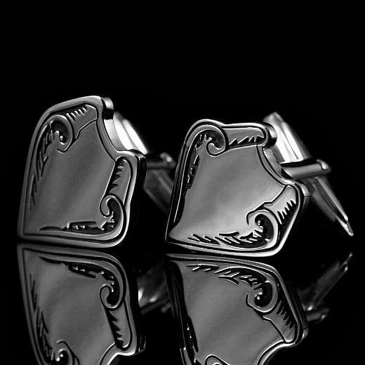 Manschettenknöpfe mit Wappen