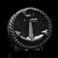 Anker Ring Steuermann big handgearbeitet