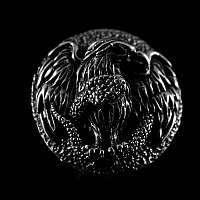 Schraubniete mit Adler 30mm