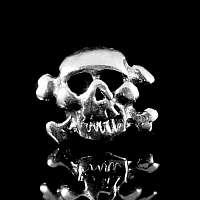 Pirate Style Totenkopf Ohrstecker