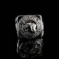 Ring für Ian Astbury dem Sänger von The Cult aus 935er Silber