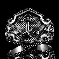 Maritimer Anker Ring