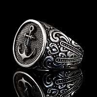 Anker Ring, Schmuck von Customringz