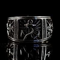 Anker Schmuck Band Ring