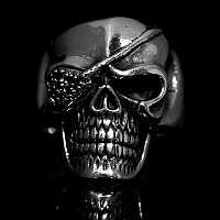 Piraten Skullringe