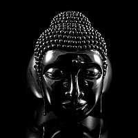 Buddha Ring massiv 80g.