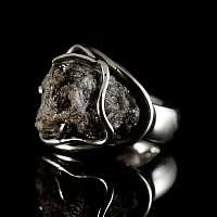 Ring mit Micro Findling