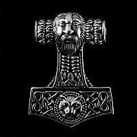 Thors Hammer Anhänger Sterling Silber
