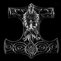 Thors Hammer Anhänger Wikinger