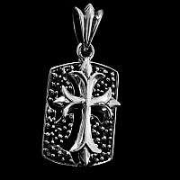 Anhänger Templerkreuz Wappen